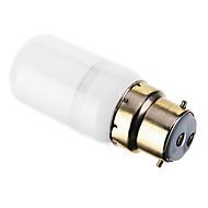 1W E14 / G9 / GU10 / E12 / B22 / E26/E27 LED-spotlights 6 SMD 5730 70-90 lm Varmvit / Kallvit AC 220-240 V