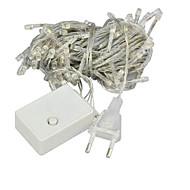 JIAWEN® 10 M 100 LED Dip Rouge / Bleu / Vert Connectible 4 W Guirlandes Lumineuses AC220 V