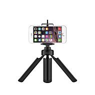 "Rock alliage d'aluminium mini-portabletripod universel ¼ ""vis pour caméra GoPro smartphones iphone android"