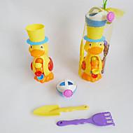 Summer Toys Beach Duck Water Wheel (4Pcs)
