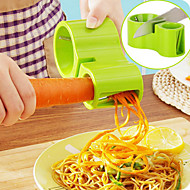 1 stk Peeler & rivejern For For Vegetable / For Køkkenredskaber Rustfrit stål Multifunktion / Creative Kitchen Gadget