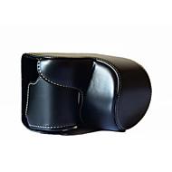 소니 A6000 / a6300 (블랙 / 화이트 / 브라운 / 커피 / 핑크)에 대한 a6300 카메라 케이스