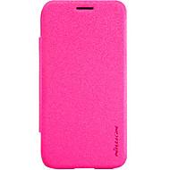 Mert Samsung Galaxy tok Flip Case Teljes védelem Case Csillámpor Műbőr Samsung J1 (2016)