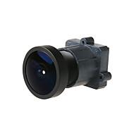 Ευρυγώνιος Φακός Φακός Κάμερας Για την Gopro 3 Gopro 3+ Gopro 2Skate Universal Αυτόματο Στρατιωτικό Σνόουμομπιλ Αεροπορία Κινηματογράφος
