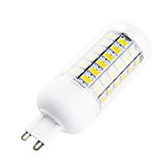 E14 / G9 / GU10 / B22 / E26/E27 4W 69 SMD 5730 1500 LM Warm White / Cool White T LED Corn Lights AC 220-240 V