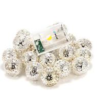 BRELONG 20-LED 2m Christmas Holiday Decoration Warm White String Light (DC4.5V)