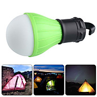 HRY® 3LEDS White Color Camping Outdoor Emergency Light Portable Tent Night Lamp Hiking Lantern