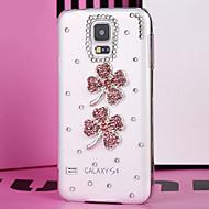 ylellinen muovi timantti etsiä takakannen Samsung Galaxy S5