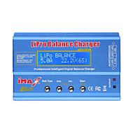 imax b6 lipo NiMH li-ion ni-cd rc batterij balans digitale lader ontlader
