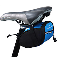 ROSWHEEL תיק אופנייםתיקי אוכף לאופניים עמיד למים חסין זעזועים ניתן ללבישה רב תכליתי תיק אופניים פוליאסטר בד תיק אופניים רכיבה על אופניים