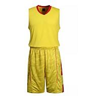 Наборы одежды/Костюмы(Другой) -Муж.-Спорт в свободное время / Бадминтон / Баскетбол / Бег-Без рукавов