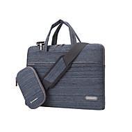 fopati® 14inch Laptop-Tasche / Beutel / Hülse für lenovo / mac / samsung braun / grau / blau