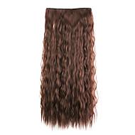 갈색 길이 60cm의 합성 칩 작은 고리 유럽과 미국의 대외 무역 (색상 33j)