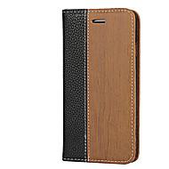 nieuwe mode luxe flip pu lederen portemonnee voor Samsung Galaxy S6 / S7 / s7edge geval portemonnee + kaarthouder functie