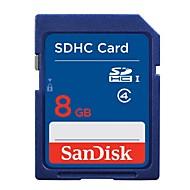 Tarjeta de memoria de 8 GB origina class4 SDHC UHS-I
