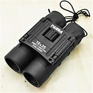 PANDA 12X25 mm Kikkerter Høj definition Vejrbestandig Generelt Brug BAK7 Multilag 78m/1000m Central fokusering
