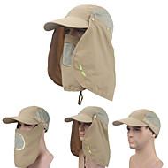 Fiskehat UV-resistent låg Myggehat Caps Visirer Anti-forurening maske Hat Åndbart Hurtigtørrende Støv-sikker Anti-Insekt letvægtsmateriale