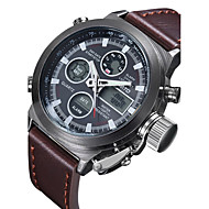 Men's Watch Quartz Analog-Digital Calendar Water Resistant/Water Proof Wrist Watch Alloy Band Fashion Watch(Assorted Color) Cool Watch Unique Watch