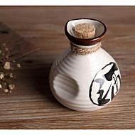 Jingdezhen Keramisk vin sæt skudt glas 250ml