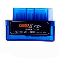 bærbar mini v1.5 elm327 OBD2 / OBDII bluetooth auto bil skanner diagnostisk verktøy for android