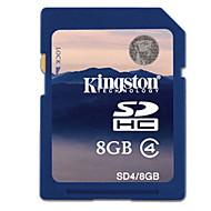 8gb class10 de lectura / escritura mb speed10 / s tarjeta de memoria máxima utilizada para el audio