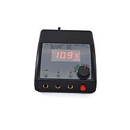 장기간 안정적인 성능 문신 전원 듀얼 LCD 레귤레이터