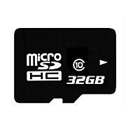 32 gb clase 10 micro sd tf tarjeta de memoria flash con adaptador SD de alta velocidad genuina
