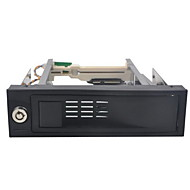 UNESTECH ST3512 Plastic/Stainless Steel SATA I/II/III 3.5 Internal Hard Drive Case Support 2TB