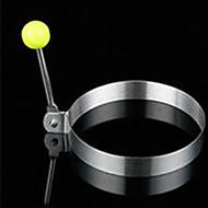 נירוסטה חביתה מודל בוקר ביצת עין ביצה טבעת האהבה מיקי סוג עבה של עובש הלחם