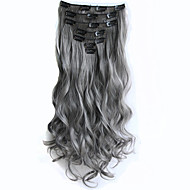 Clip-in synthetisch Hair Extensions 130 Haarextensies