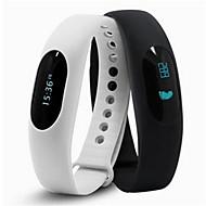 BL05 touch KarszalagokVízálló Hosszú készenléti idő Elégetett kalória Lépésszámlálók Egészségügy Sportok Érintőképernyő Ébresztőóra
