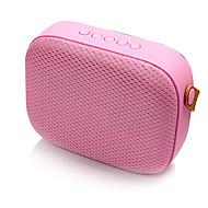 Bezprzewodowe głośniki Bluetooth 2.1 Przenośny / Obuwie turystyczne / Mini / Obsługa karty pamięci