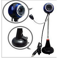 USB2.0 30fps 800w pixel webcam HD desktop del computer macchina fotografica