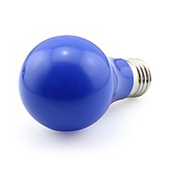 E27 LED Globe Bubble Bulbs 5W 500 Lm Warm White/Cool White/Red/Blue/ Green AC 100-240V (1 Piece)