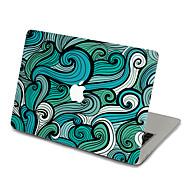 1 τμχ Προστασία από Γρατζουνιές Πλαστικές διάφανες Αυτοκόλλητο Σούπερ Λεπτό / Ματ ΓιαMacBook Pro 15 '' με Retina / MacBook Pro 15 '' /