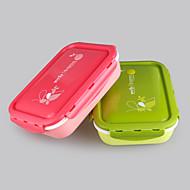 YEEYOO Brand FDA Keep warm comparments bento lunch box double wall BPA free