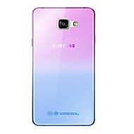 Για Samsung Galaxy Θήκη Εξαιρετικά λεπτή tok Πίσω Κάλυμμα tok Διαβάθμιση χρώματος Μαλακή TPU SamsungA7(2016) / A5(2016) / A3(2016) / A9 /