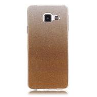 Na Samsung Galaxy Etui IMD Kılıf Etui na tył Kılıf Brokat Miękkie TPU Samsung A5(2016) / A3(2016)
