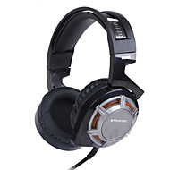 Somic G926 Professional Gaming Headset 7.1 Surround Sound USB Game Headphone with Mic LED light For PC Gamer