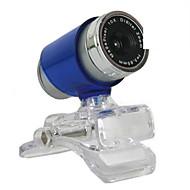 USB2.0 1000w píxel cámara de la computadora de escritorio 128mb HD Webcam