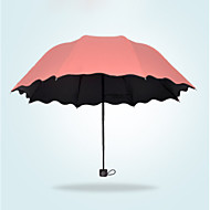 Összecsukható esernyő Férfi Utazás Nő