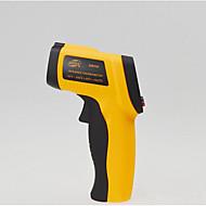 thermomètre infrarouge (plage de mesure: -50 ~ 550 ℃)