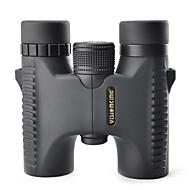VISIONKING 10x 26 mm Binocolo BaK4 Custodia / Ad alta potenza / Roof Prism / Alta definizione / Cannocchiale 340ft/1000yds 20cmMessa a