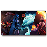 60*30*0.2cm Super Large Thicken Game  Mouse Pad  For Laptop  With Lockrand