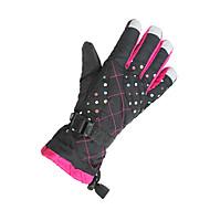 Ski Gloves Winter Gloves Women's / Unisex Activity/ Sports Gloves Keep Warm / Windproof Gloves Ski & Snowboard CanvasCycling Gloves / Ski