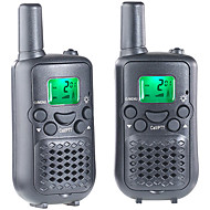 Walkie Talkie Gifts for Kids 8 Channels PMR 2 Way Radio Up To 5KM UHF Handheld Walkie Talkie(Pack of 2)