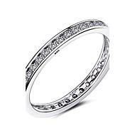 Klasično prstenje Kubični Zirconia Moda Plastika Kubični Zirconia Obala Jewelry Za Vjenčanje Party Halloween Dnevno Kauzalni 1pc