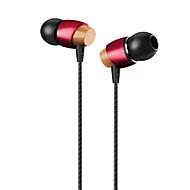 neutral Produkt AM800 In-ear-hörlurarForMediaspelare/Tablet / Mobiltelefon / DatorWithDJ / Volymkontroll / Spel / Sport / Bruskontroll /