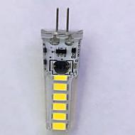 10 G4 Luminárias de LED  Duplo-Pin T 12LED SMD 5730 200LM lm Branco Quente / Branco Frio Decorativa AC 12 V 1 pç