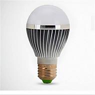 5 E26/E27 Lâmpada de LED Smart G95 1 LED de Alta Potência 450 lm RGB Regulável / Controle Remoto AC 85-265 V 1 pç